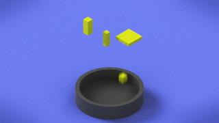 『Particle Instantiator』その2 パーティクルアニメーションの作り方【Blenderの便利なアドオンを超簡単に紹介】