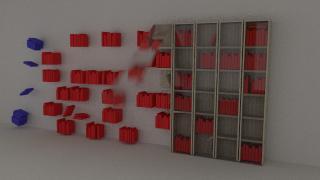 変形するオブジェクトの作り方 その1【Blenderの便利なアドオンを超簡単に紹介】
