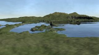 L3DTを使ってBlenderで地形を作る方法 その2【Blenderを支援するソフトを紹介】