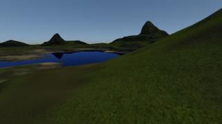 L3DTを使ってBlenderで地形を作る方法 その3【Blenderを支援するソフトを紹介】