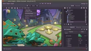 フリー&オープンソースゲームエンジン『Godot Engine』で遊んでみる その1【Godot講座】