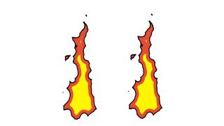 アニメっぽい炎の描き方 その2【3DCG(Blender)で日本のアニメ的な表現をする方法まとめ】