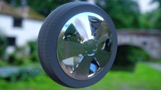 車のタイヤを簡単にモデリングする方法 その1【ちょっとしたメモ】