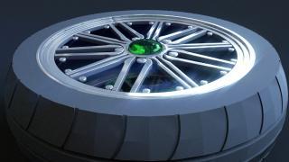 車のタイヤを簡単にモデリングする方法 その2【ちょっとしたメモ】