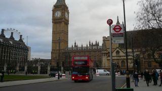 ロンドンバスのアレコレ