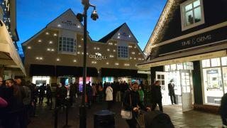 Bicester Village Outlet Mall(ビスタービレッジ)