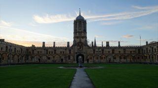 University of Oxford Christ Church College
