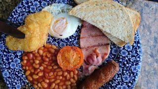 ロンドン朝食事情 その1