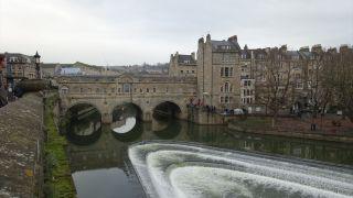 Bath(バース)観光