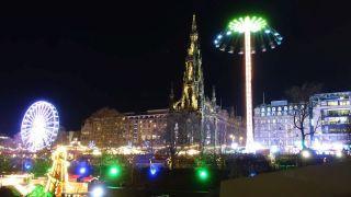 Edinburgh(エディンバラ)観光 1日目
