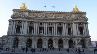 パリ・オペラ(ガルニエ)