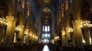 Cathédrale Notre-Dame de Paris (ノートルダム大聖堂・パリ)