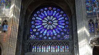Basilique de Saint-Denis (サン=ドニ大聖堂)