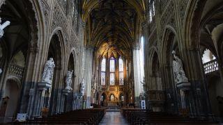 ベルギー、Liège(リエージュ)観光、聖ポール大聖堂