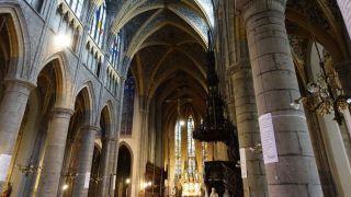 ベルギー観光:リエージュ大聖堂(Liège(リエージュ))