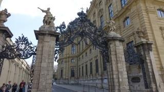 ドイツ観光、Würzburger Residenz(ヴュルツブルク司教館)