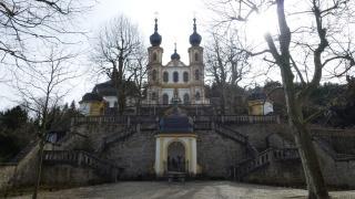 ドイツ観光、Wallfahrtskirche Käppele (ケペレ)