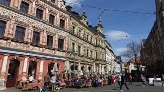 ドイツのおすすめ都市、Erfurt(エアフルト)