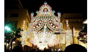 関西旅行1日目:神戸ルミナリエ・日本三大夜景【配信レポート2014.12.14-15】