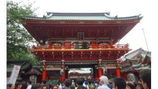 神田祭を観に行った日【配信レポート2015.05.09】
