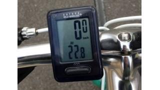 40km自転車で走ってみる ~風邪にはトライアスロン。~
