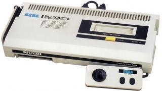 使用機種:セガ SG-1000 II[AV化p1]映像編