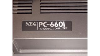 PC-6601を入手しました