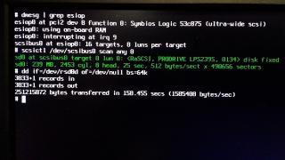 NetBSD + RaspberryPi + RaSCSI 補足メモ