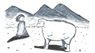 「少年と羊 ~第1章~」(連続小説)