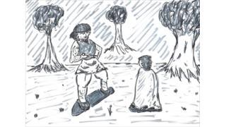 「少年と羊 ~第2章~」(連続小説)