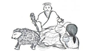 「少年と羊 ~第4章~」(連続小説)