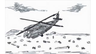「取り残された兵士を助けに行く行為は正しいか?」(映画)