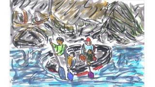 「全米川下り選手権 史上最悪のボートレース ウハウハザブーン」(映画)