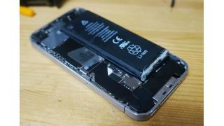 iPhone 4Sのバッテリー容量を2倍に増設してみた