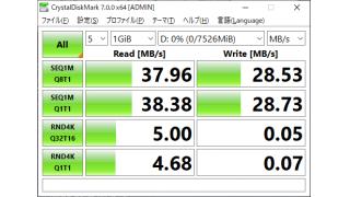 USB3.xなUSBメモリはUSB2.0ポートにさしてReadyBoost