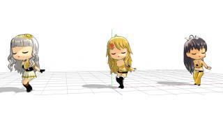 MMDモデル作成日記7 6