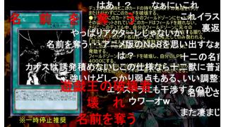 【遊戯王引退】ガチのクソデッキ紹介その1【儀式青眼影霊衣】