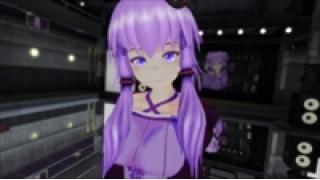 【MMDモデル】結月ゆかりさんβ版