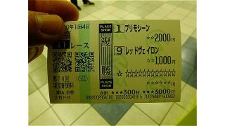 少し前の 東京新聞杯