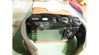 簡易にカメラのカバーを自作