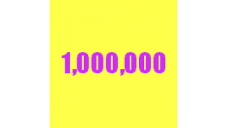 1000万再生達成した全動画の投稿日及び達成日の年表(2013~2017年)