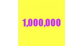 100万再生達成動画(2017年01月達成分)の一覧