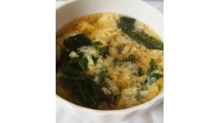 めんつゆで作る中華スープがうますぎると話題に
