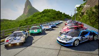 Forza6:痛車撮影&走行会 (2016/06/04)