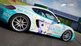 Forza6:ご注文はうさぎですか?のデザイン、完成!