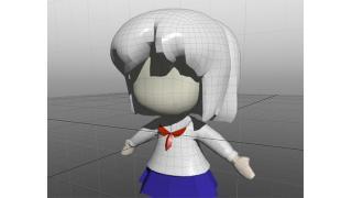 【3DCG】へちょ絵「琴浦さん」 その4