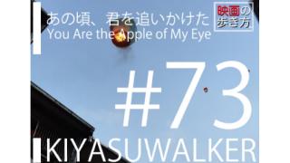 映画の歩き方: 台湾 『あの頃、君を追いかけた』ロケ地探訪編(前) -連載73回目-