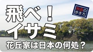 90年代アニメ『飛べイサミ』の花丘家は日本の何処にあるのか? (1)