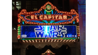 【特別編】映画の歩き方: 『スター・ウォーズ フォースの覚醒』初回上映をアメリカまで観に行ってきた!