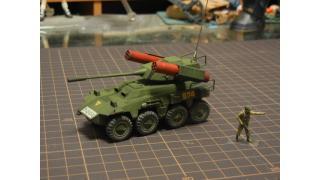 ハセガワ1/72 MIG25製作② ‥あとインステッド戦車。